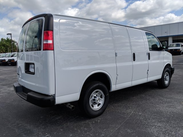 2019 Express 2500 4x2,  Masterack Steel General Service Upfitted Cargo Van #K1201419 - photo 6