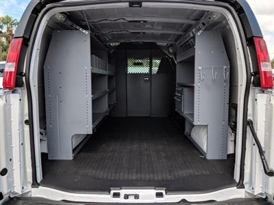 2019 Express 2500 4x2,  Masterack Steel General Service Upfitted Cargo Van #K1201419 - photo 2