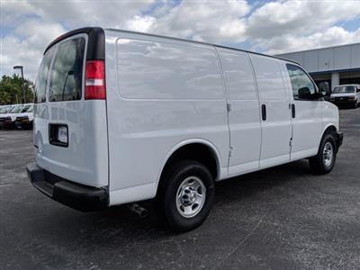 2019 Express 2500 4x2,  Masterack Steel General Service Upfitted Cargo Van #K1201419 - photo 6