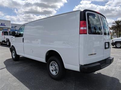 2019 Express 2500 4x2,  Masterack Steel General Service Upfitted Cargo Van #K1201419 - photo 8