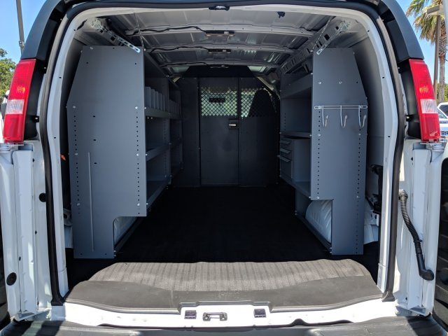 2019 Express 2500 4x2,  Masterack Upfitted Cargo Van #K1201594 - photo 1