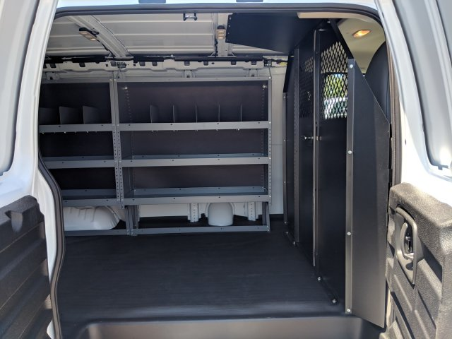 2019 Express 2500 4x2,  Masterack Steel General Service Upfitted Cargo Van #K1201594 - photo 14