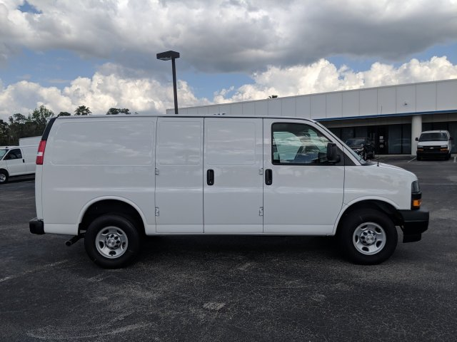 2019 Express 2500 4x2,  Adrian Steel Base Shelving Upfitted Cargo Van #K1205075 - photo 5
