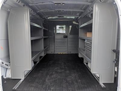 2019 Express 2500 4x2,  Adrian Steel Base Shelving Upfitted Cargo Van #K1205075 - photo 2