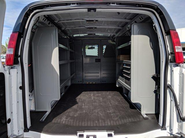 2019 Express 2500 4x2,  Adrian Steel Upfitted Cargo Van #K1206134 - photo 1