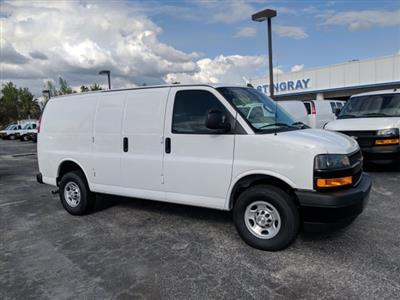 2019 Express 2500 4x2,  Masterack Steel General Service Upfitted Cargo Van #K1213169 - photo 4
