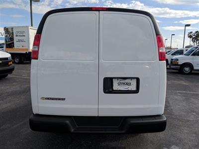 2019 Express 2500 4x2,  Masterack Steel General Service Upfitted Cargo Van #K1213169 - photo 7