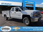 2019 Silverado 2500 Double Cab 4x2, Knapheide Service Body #K1215190 - photo 1