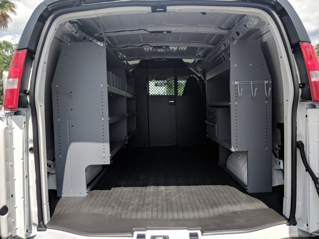 2019 Express 2500 4x2,  Masterack Upfitted Cargo Van #K1215258 - photo 1