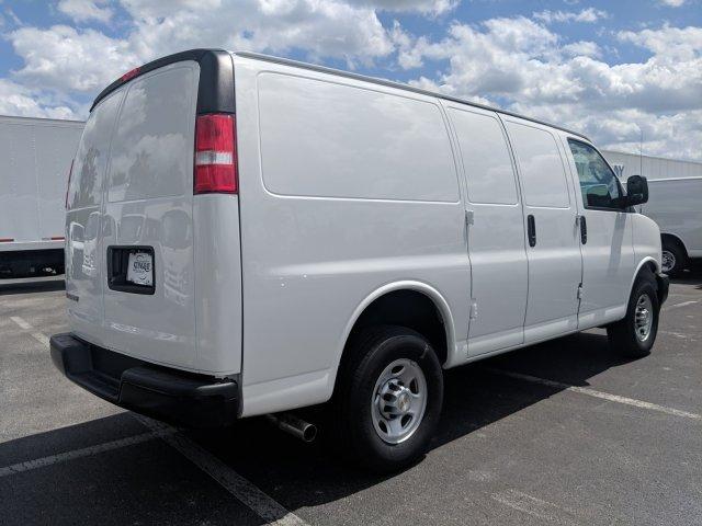 2019 Express 2500 4x2,  Masterack Steel General Service Upfitted Cargo Van #K1215258 - photo 6