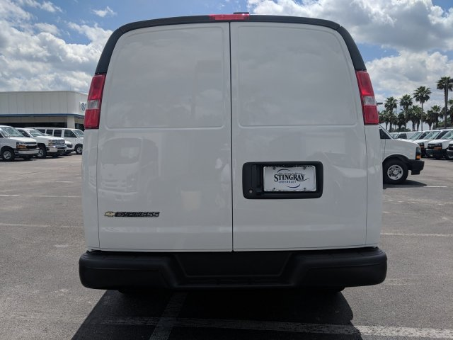 2019 Express 2500 4x2,  Masterack Steel General Service Upfitted Cargo Van #K1215258 - photo 6