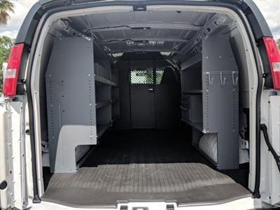 2019 Express 2500 4x2,  Masterack Steel General Service Upfitted Cargo Van #K1215258 - photo 2