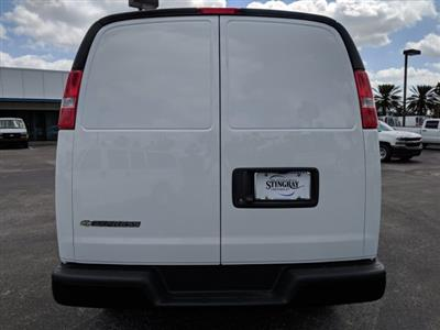 2019 Express 2500 4x2,  Masterack Steel General Service Upfitted Cargo Van #K1216827 - photo 7