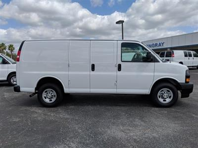 2019 Chevrolet Express 2500 4x2, Masterack Steel General Service Upfitted Cargo Van #K1216827 - photo 4