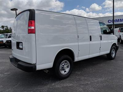 2019 Chevrolet Express 2500 4x2, Masterack Steel General Service Upfitted Cargo Van #K1216827 - photo 5