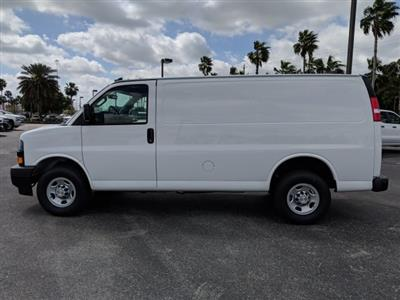2019 Chevrolet Express 2500 4x2, Masterack Steel General Service Upfitted Cargo Van #K1216827 - photo 8