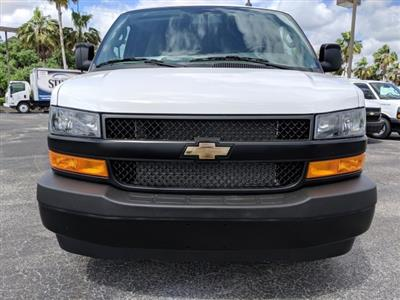 2019 Chevrolet Express 2500 4x2, Masterack Steel General Service Upfitted Cargo Van #K1216827 - photo 10