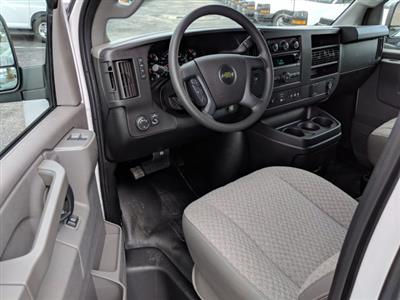 2019 Chevrolet Express 2500 4x2, Masterack Steel General Service Upfitted Cargo Van #K1216827 - photo 17