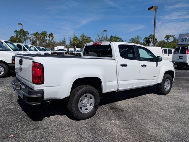 2019 Colorado Crew Cab 4x2,  Pickup #K1226370 - photo 1