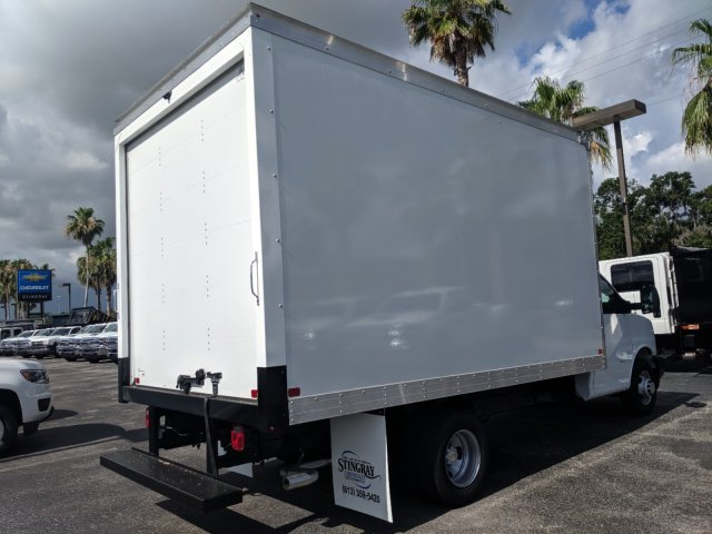 2019 Express 3500 4x2,  J&B Truck Body Cutaway Van #K1229078 - photo 1