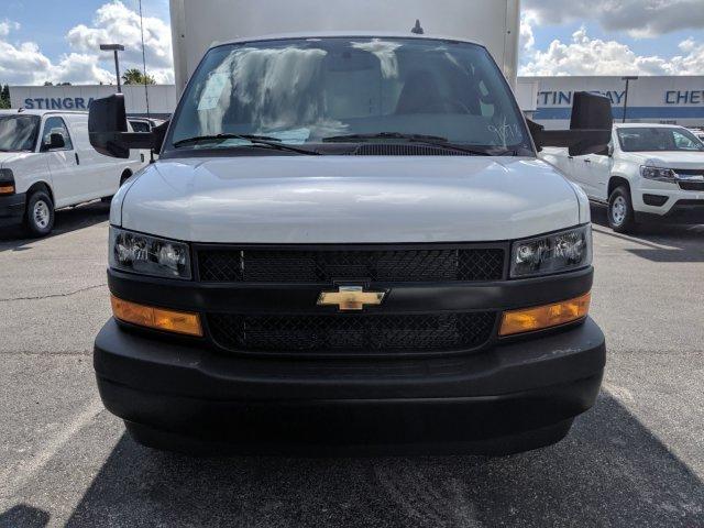 2019 Express 3500 4x2,  J&B Truck Body Cutaway Van #K1229078 - photo 9