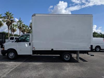 2019 Express 3500 4x2,  J&B Truck Body Cutaway Van #K1229078 - photo 4