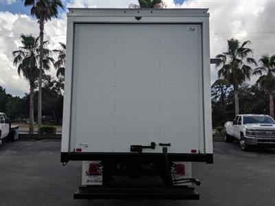 2019 Express 3500 4x2,  J&B Truck Body Cutaway Van #K1230295 - photo 4