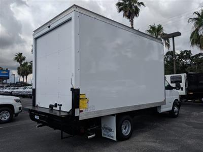 2019 Express 3500 4x2,  J&B Truck Body Cutaway Van #K1230323 - photo 2