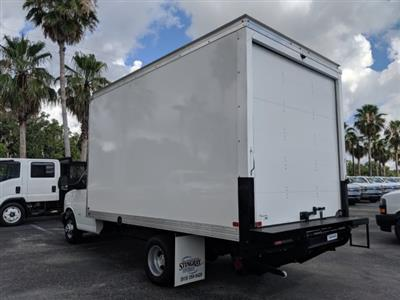 2019 Express 3500 4x2,  J&B Truck Body Cutaway Van #K1230323 - photo 7