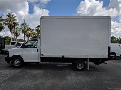 2019 Express 3500 4x2,  J&B Truck Body Cutaway Van #K1230323 - photo 3