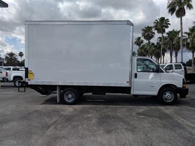 2019 Express 3500 4x2,  J&B Truck Body Cutaway Van #K1230323 - photo 4