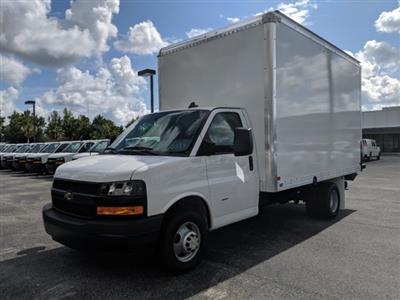 2019 Express 3500 4x2,  J&B Truck Body Cutaway Van #K1230323 - photo 8