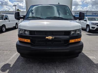 2019 Express 3500 4x2,  J&B Truck Body Cutaway Van #K1230323 - photo 9