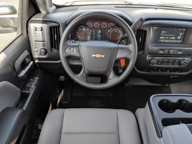 2019 Silverado 2500 Double Cab 4x2, Pickup #K1232727 - photo 16