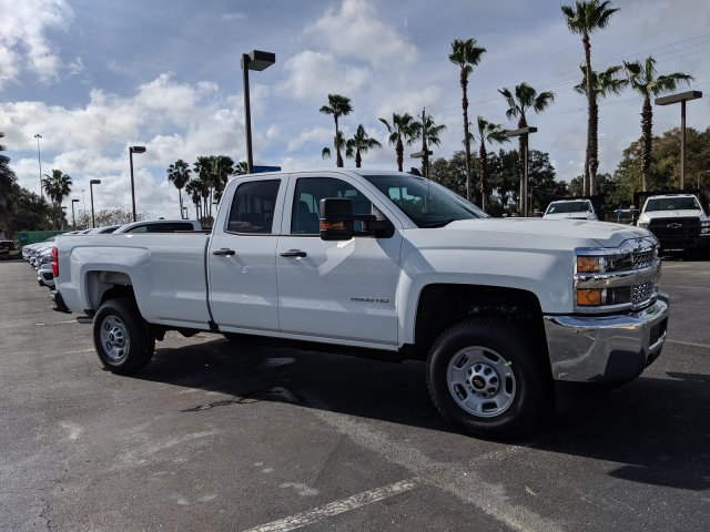 2019 Silverado 2500 Double Cab 4x2, Pickup #K1232727 - photo 3