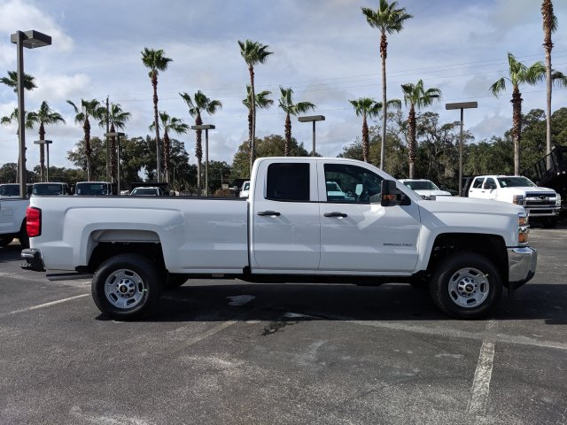 2019 Silverado 2500 Double Cab 4x2, Pickup #K1232727 - photo 4