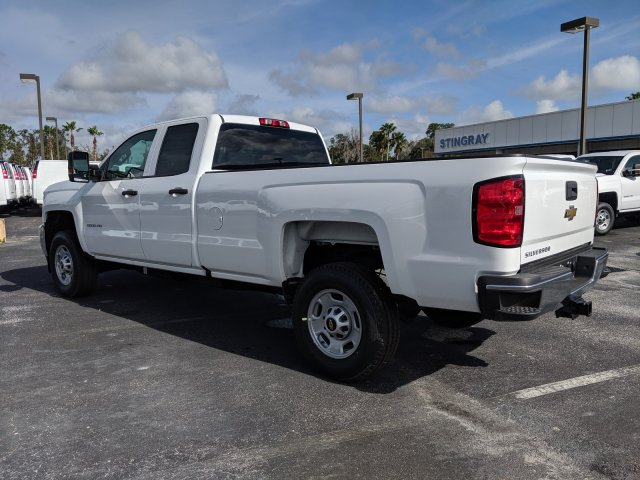 2019 Silverado 2500 Double Cab 4x2, Pickup #K1232727 - photo 6