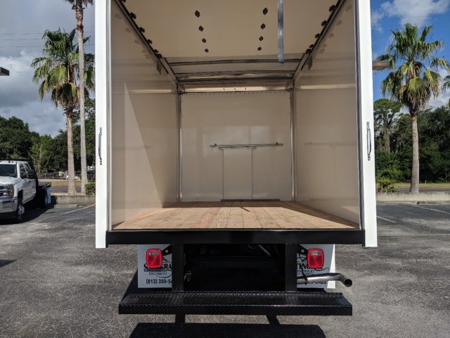 2019 Express 3500 4x2,  J&B Truck Body Cutaway Van #K1234225 - photo 11