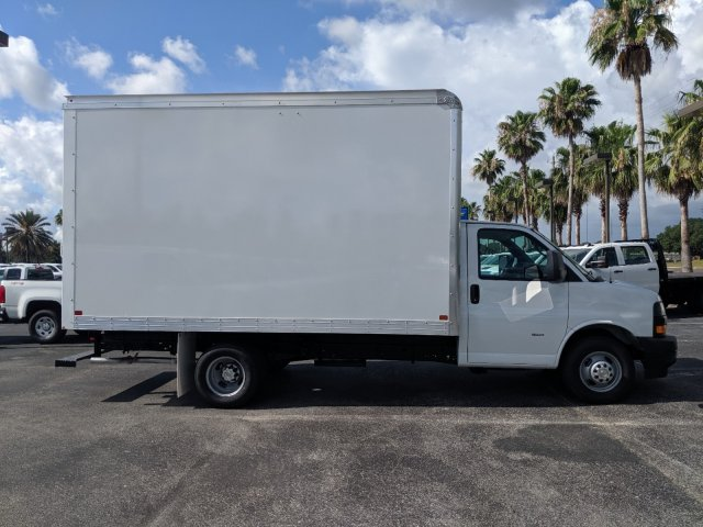 2019 Express 3500 4x2,  J&B Truck Body Cutaway Van #K1234225 - photo 6