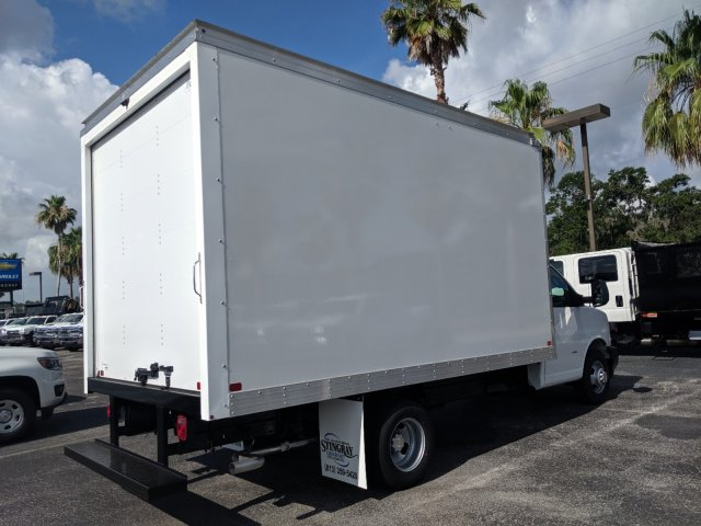 2019 Express 3500 4x2,  J&B Truck Body Cutaway Van #K1234225 - photo 1