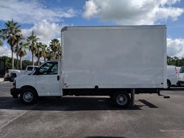 2019 Express 3500 4x2,  J&B Truck Body Cutaway Van #K1234225 - photo 3