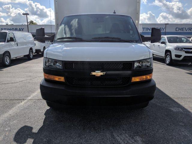 2019 Express 3500 4x2,  J&B Truck Body Cutaway Van #K1234225 - photo 9