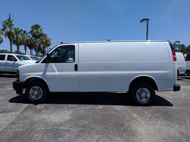 2019 Express 2500 4x2,  Adrian Steel Commercial Shelving Upfitted Cargo Van #K1237738 - photo 8