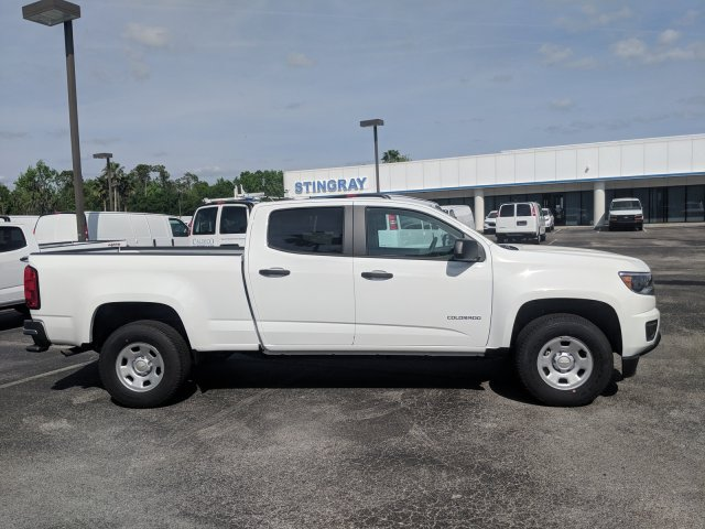 2019 Colorado Crew Cab 4x2,  Pickup #K1245952 - photo 6