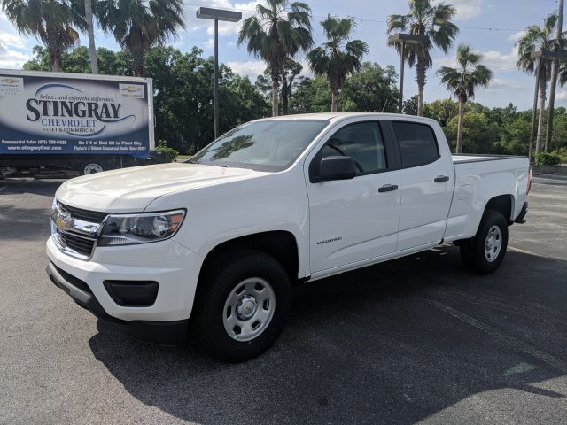 2019 Colorado Crew Cab 4x2,  Pickup #K1245952 - photo 7