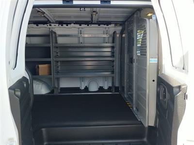 2019 Express 2500 4x2,  Adrian Steel Commercial Shelving Upfitted Cargo Van #K1257500 - photo 13