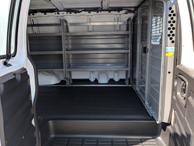 2019 Express 2500 4x2,  Adrian Steel Commercial Shelving Upfitted Cargo Van #K1257610 - photo 14