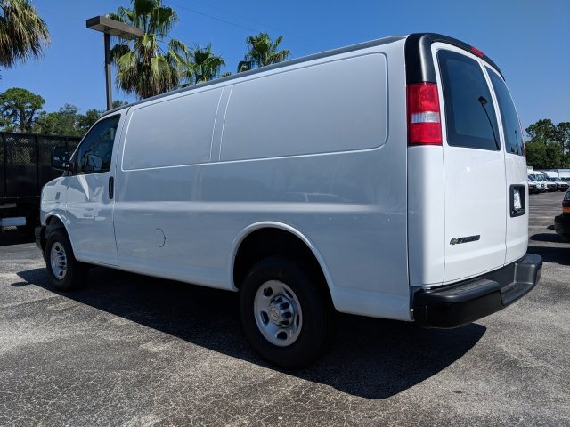 2019 Express 2500 4x2,  Adrian Steel Commercial Shelving Upfitted Cargo Van #K1257610 - photo 7