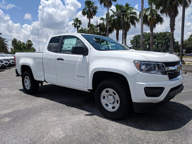 2019 Colorado Extended Cab 4x2,  Pickup #K1258875 - photo 4