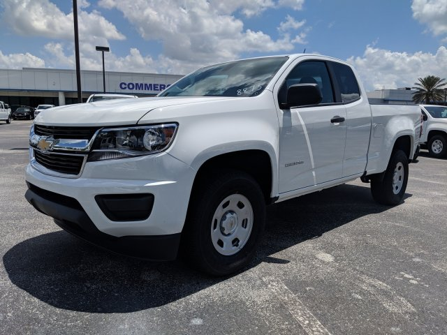 2019 Colorado Extended Cab 4x2,  Pickup #K1258875 - photo 8